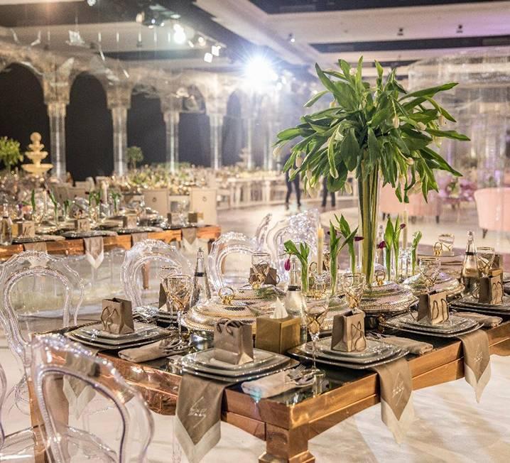 Rectangular Dior Table