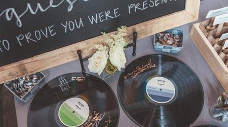 Autographed Vinyl