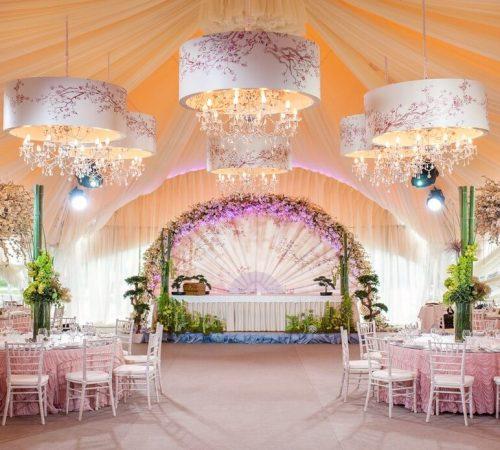 Wedding Ceilings Design