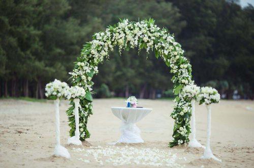 Floral Arch Design Ideas