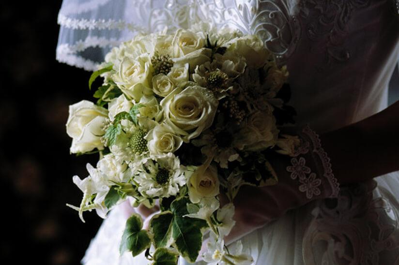 classic themed wedding